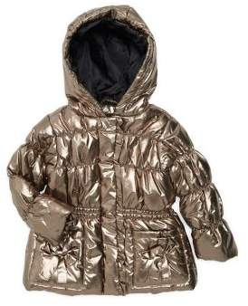 Rothschild Little Girl's Metallic Jacket