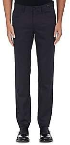 PT05 Men's Wool-Blend Super-Slim 5-Pocket Jeans-Navy