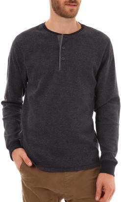Kingsley Px Clothing Men's Thermal Henley