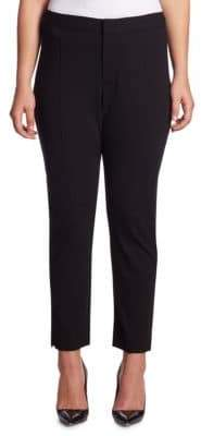 NYDJ NYDJ, Plus Size Plus Regular-Fit Ankle Pants