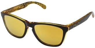 Oakley Frogskins Urban Commuter IML Athletic Performance Sport Sunglasses