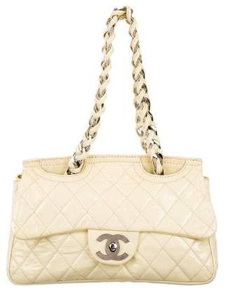 Chanel Quilted Day Glo Flap Bag