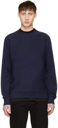 Paul Smith Indigo No Zebra Sweatshirt