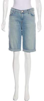 J Brand Denim Knee-Length Shorts