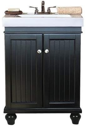 "Three Posts Betio 24"" Single Bathroom Vanity Set Base"