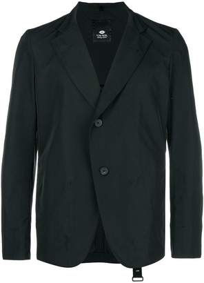 Tom Rebl asymmetric buttoned jacket