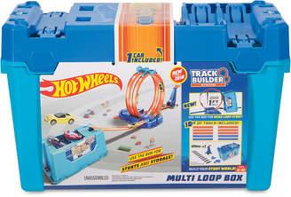 Mattel Hot Wheels Track Builder System Multi-Loop Box