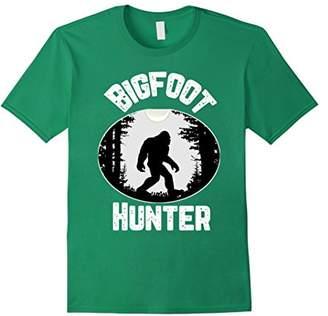 Hunter Bigfoot Sasquatch Funny Humor T-Shirt