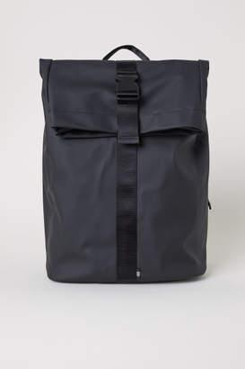 H&M Rubber Backpack - Black