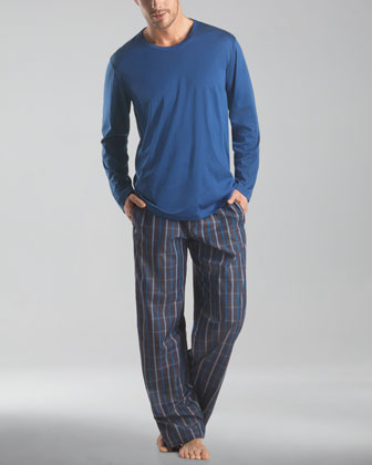 Hanro Camden Long-Sleeve Tee