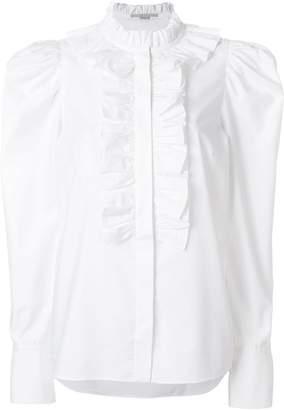 Stella McCartney ruffled blouse