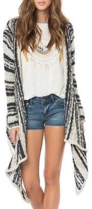 Women's O'Neill Riku Knit Cardigan $69.50 thestylecure.com
