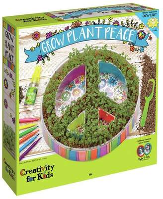Creativity For Kids GROW Plant a Peace Garden Set