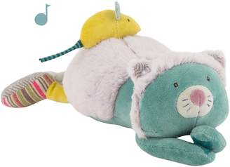 Moulin Roty 660045 Les Pachats Musical Cat Toy