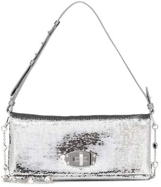 Miu Miu Sequined shoulder bag