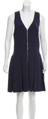 Rebecca Minkoff Pleated Knee-Length Dress w/ Tags