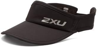 2XU Logo-print running visor