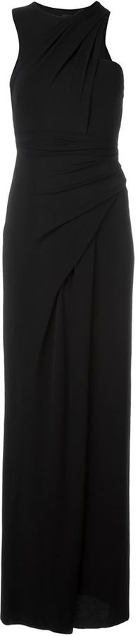 Alexander Wang Alexander Wang draped evening dress