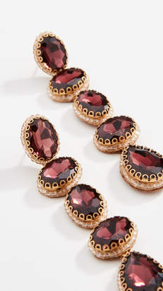 Deepa Gurnani Deepa by Tyra Earrings