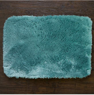 "Popular Bath St. Lucia 17"" x 24"" Faux-Fur Bath Rug Bedding"