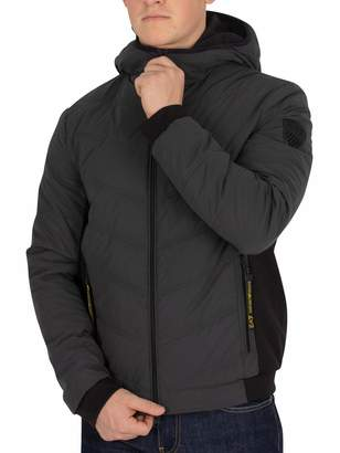 EA7 Men's Bomber Jacket