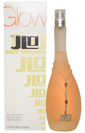 JLO by Jennifer Lopez Glow Eau de Toilette Natural Spray for Women