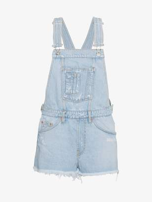 Off-White Front Pocket Dungarees