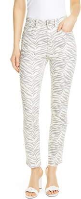 Rebecca Taylor Ziger Ines High Waist Jeans