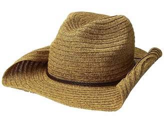 San Diego Hat Company PBC2443OS Paperbraid Cowboy w/ Double Braid Trim