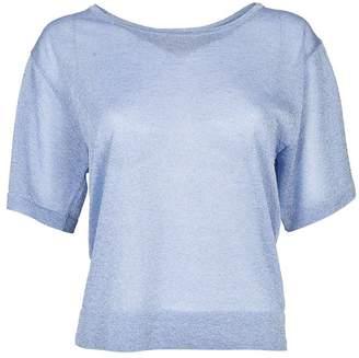 Chiara Bertani Boat Neck T-shirt
