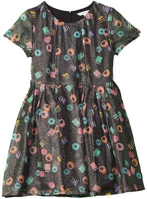 Little Marc Jacobs Silk-Blend Dress