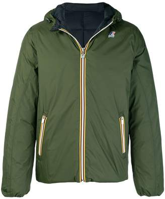 K-Way Jacques Thermo reversible jacket