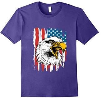 Patriotic Shirt Eagle American T-Shirt