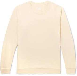 Folk Rivet Loopback Cotton-Jersey Sweatshirt