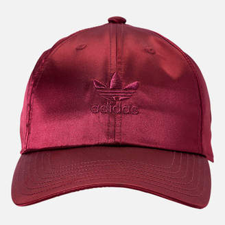 adidas Women's Satin Adjustable Back Hat