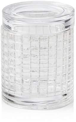 Water Works Waterworks Prism Glass Small Jar