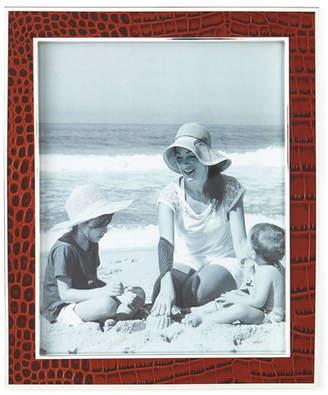 "Ralph Lauren Home Chapman Chocolate 8"" x 10"" Picture Frame"