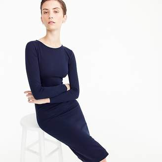 J.Crew Tall Knit sheath dress