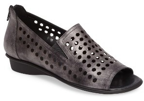 Women's Sesto Meucci Eily Open Toe Flat $179.95 thestylecure.com