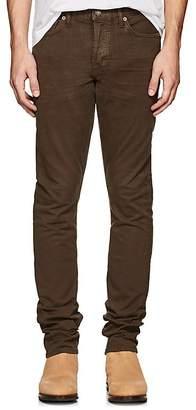 Tom Ford MEN'S STRETCH-COTTON SLIM PANTS