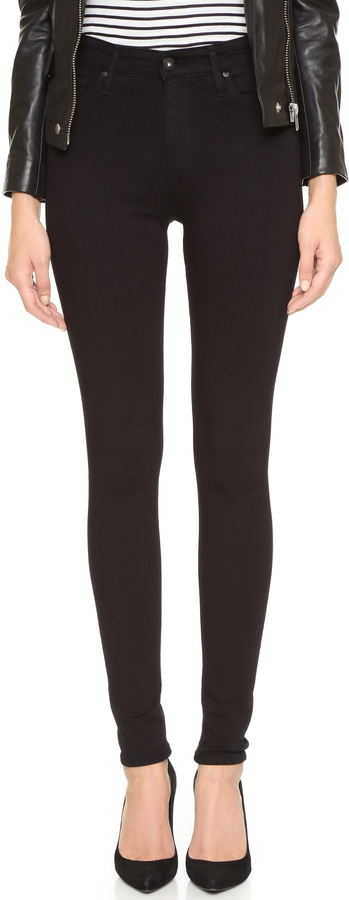 AG Jeans AG Superior Stretch Farrah High Rise Jeans