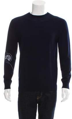 Loewe Virgin Wool Intarsia Sweater