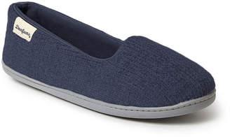 Dearfoams Chenille Slip-On Slippers