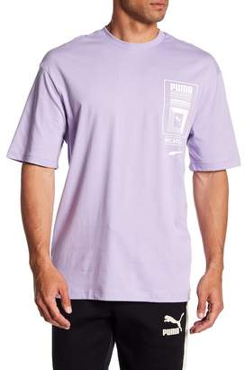 Puma Logo Tower Tee