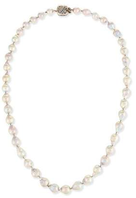 Stephen Dweck Mixed Baroque Pearl Necklace, 32""