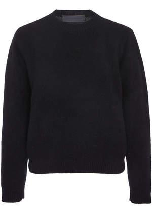 The Elder Statesman Oversized Cashmere Sweater