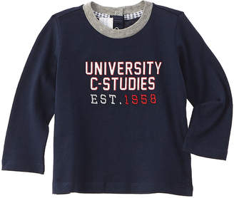 Chicco Boys' Blue University Shirt