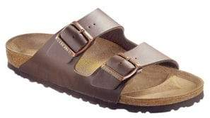 Birkenstock Women's Arizona Two-Strap Narrow Synthetic Sandals