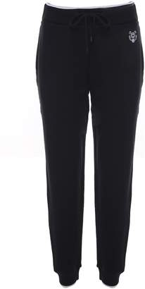 Kenzo Tiger Cotton-fleece Track Pants