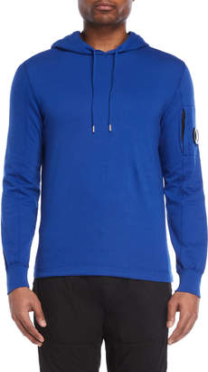 C.P. Company Dazzling Blue Pullover Hoodie